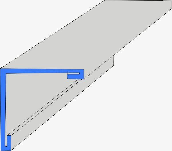 First - Kantteil standard