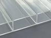 Stegplatten aus Acrylglas / Polycarbonat